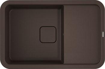 Кухонная мойка Omoikiri Tasogare 78-DC Artgranit/темный шоколад (4993749)