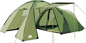 Палатка кемпинговая Trek Planet Montana 4 светлый хаки/хаки 70240