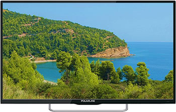 Фото - 4K (UHD) телевизор POLARLINE 43 PU 11 TC-SM телевизор metz planea 43 uhd