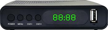 Цифровой телевизионный ресивер Hyundai DVB-T2 H-DVB 500
