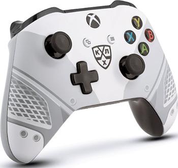 Геймпад Microsoft Xbox One КХЛ ''Всё Хоккей'' microsoft кхл все хоккей беспроводной геймпад для xbox one
