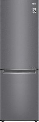 цена на Двухкамерный холодильник LG GA-B 459 SLCL Графитовый