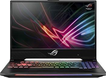 Ноутбук ASUS GL504GV-ES117 (90NR01X2-M02150) Черный asus gl504gv es117
