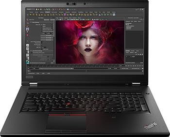 Ноутбук Lenovo ThinkPad P72 i7 (20MB002VRT) чёрный