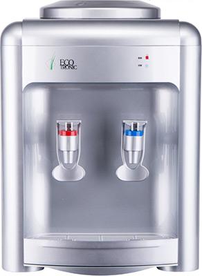 Кулер для воды Ecotronic H2-TE silver стоимость
