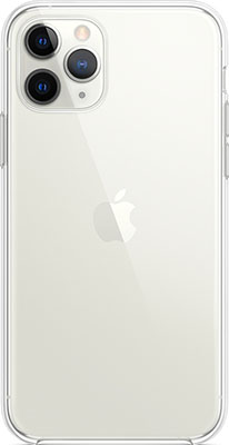 Чехол прозрачный Apple Clear Case для iPhone 11 Pro MWYK2ZM/A