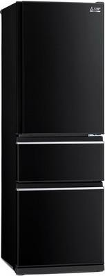Многокамерный холодильник Mitsubishi Electric MR-CXR46EN-OB черный оникс цена