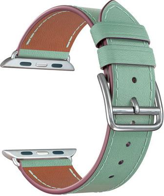 Ремешок для часов Lyambda Apple Watch 38/40 mm MAIA LWA-02-40-LGN Light green
