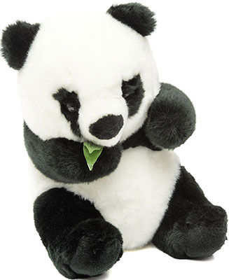 цены Мягкая игрушка Hansa Creation 1723 Панда 25 см