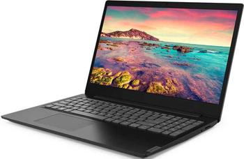 Ноутбук Lenovo IdeaPad S145-15IWL (81MV0184RU) Черный lenovo miix5 elite комбо таблетки 12 2 дюймов i3 6100u 4g памяти 128g win10 содержит клавиатуру стилус office черный шторм