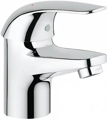 Фото - Смеситель для ванной комнаты Grohe Euroeco 32734000 смеситель встраиваемый для ванны grohe euroeco new встр механизм в комплекте 32747000