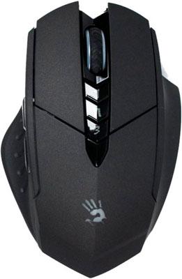 Мышь игровая беспроводная A4Tech Bloody R7/R70 черный