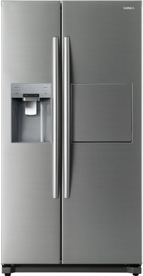 Холодильник Side by Side Winia, FRN-X22F5CSW, Южная Корея  - купить со скидкой