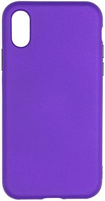Чеxол (клип-кейс) Eva EVA чехол для IPhone Apple X/XS - Фиолетовый 7279/X-PR 0 pr на 100