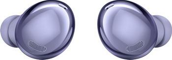 Фото - Вставные наушники Samsung Galaxy Buds Pro Phantom Violet SM-R190NZVACIS силиконовый чехол samsung araree bean для galaxy buds live белый gp r170kdfpbre