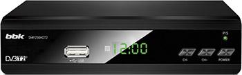 Фото - Цифровой телевизионный ресивер BBK SMP250HDT2 электронная книга