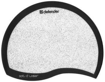 Коврик для мышек Defender Ergo opti-laser черный 50511