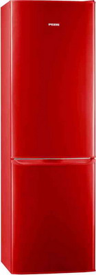 Двухкамерный холодильник Позис RK-149 рубиновый двухкамерный холодильник позис rk 149 белый