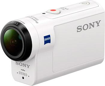 Экшн-камера Sony HDR-AS 300 action камера sony hdr as50r с пультом ду rm lvr3