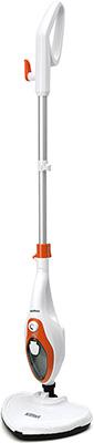 Пароочиститель Kitfort КТ-1004-3 оранжевый недорого