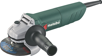 цены на Угловая шлифовальная машина (болгарка) Metabo W 750-125 (601231010)  в интернет-магазинах
