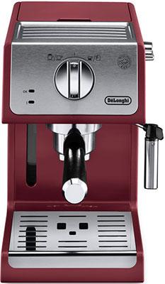 Кофеварка De'Longhi ECP 33.21.R все цены
