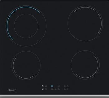 Встраиваемая электрическая варочная панель Candy CH 64 DXT