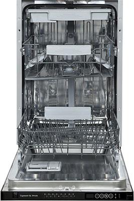 Полновстраиваемая посудомоечная машина Zigmund & Shtain DW 169.4509 X