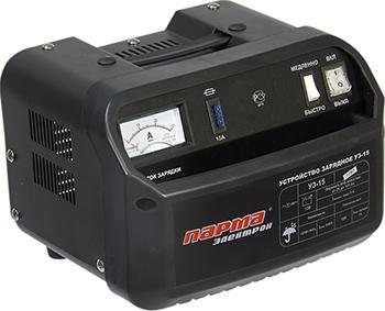 Устройство зарядное Парма УЗ-15 02.008.00002 зарядное устройство калибр уз 10а