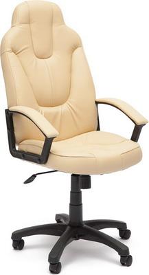 Кресло Tetchair NEO (2) (кож/зам Бежевый PU C 36-34) офисное кресло tetchair maxima хром кож зам бежевый pu c 36 34