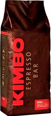 цена на Кофе зерновой KIMBO Unique 1 кг