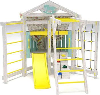 Игровой комплекс-кровать Савушка Baby-10