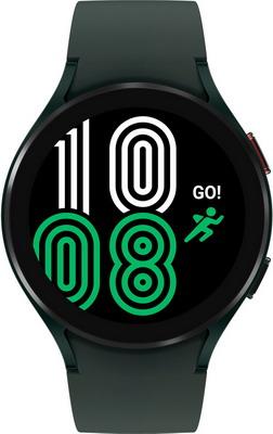 Умные часы Samsung Galaxy Watch 4 44мм Super AMOLED оливковый (SM-R870NZGACIS) смарт часы samsung galaxy watch super amoled розово золотистый