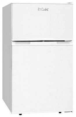 Двухкамерный холодильник BBK RF-098 белый