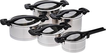 цены на Набор посуды Tescoma ULTIMA 10 предметов 780610  в интернет-магазинах