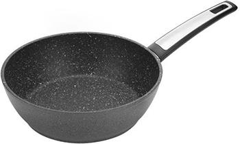 Сковорода Tescoma i-PREMIUM Stone d 24 cm 602434 сковорода d 24 см kukmara кофейный мрамор смки240а