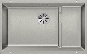Кухонная мойка BLANCO SUBLINE 700-U Level SILGRANIT жемчужный с отв.арм. InFino 523541 цены онлайн