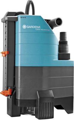Насос Gardena 13000 Aquasensor Comfort 01799-20 садовый насос gardena 13000 aqvasensor comfort дренажный [01799 20 000 00]