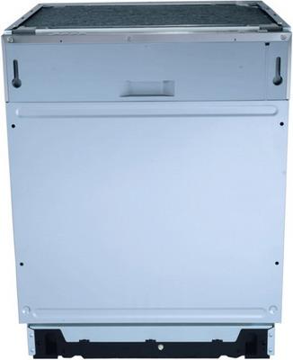 Полновстраиваемая посудомоечная машина DeLuxe DWB-K 60-W