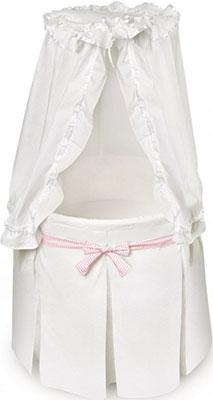 Детская кроватка Giovanni Solo White/Pink GL 3000 колыбель giovanni shapito solo white pink