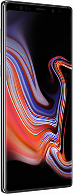 Смартфон Samsung GALAXY Note 9 512GB SM-N960F черный чехол для samsung galaxy note 9 sm n960f led view cover чёрный