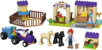 Конструктор Lego Конюшня для жеребят Мии 41361 Friends