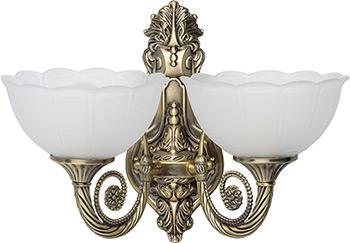 Бра MW-light Афина 357020402 2*60 W E 27 220 V