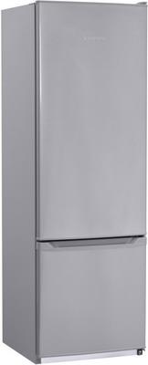 Двухкамерный холодильник NordFrost NRB 118 332 серебристый металлик оборудование для бани украина
