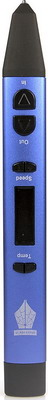 3D ручка UNID SPIDER PEN PRO королевский синий 5400 G abs 1 75 3d 395m