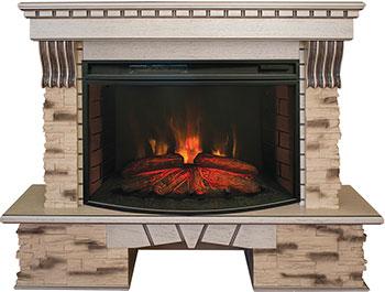 лучшая цена Каминокомплект Realflame Sorento 33 WT с Firespace 33 S I