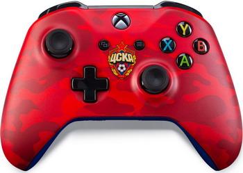 Геймпад Microsoft Xbox One ЦСКА - Красно-армейский игровая приставка xbox