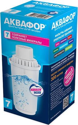 Сменный модуль для систем фильтрации воды Аквафор В7