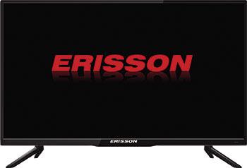 LED телевизор Erisson 24 HLE 20 T2 черный led телевизор erisson 32 flea 98 t2