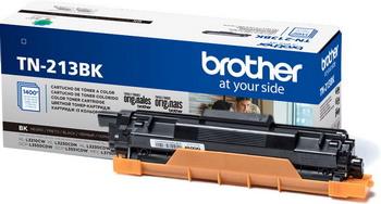 Фото - Тонер-картридж Brother TN 213 BK черный хомут для кабеля hyperline was 125 bk липучка 125мм черный